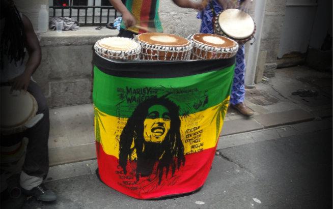 Reggae & Ska Midi Drum Library
