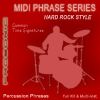 Hard Rock Drum Patterns