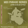 Latin & Salsa Drum Beats Simple Time Signatures