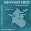 New Age Drum Beats Simple Time Signatures