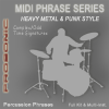 Heavy Metal & Punk Drum Beats Complex Time Signatures