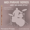 Jazz & Big Band Drum Beats Complex Time Signatures