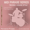 Techno & House Drum Beats Complex Time Signatures