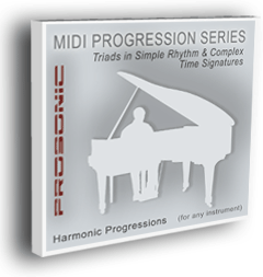 MIDI Progression Series