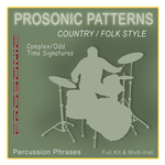 Country & Folk Complex Time Signatures