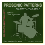 Country & Folk Simple Time Signatures