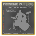 Heavy Metal & Punk Complex Time Signatures