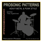 Heavy Metal & Punk Simple Time Signatures