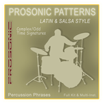 Latin & Salsa Complex Time Signatures