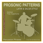 Latin & Salsa Simple Time Signatures