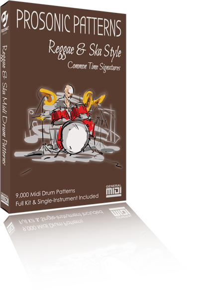 Reggae & Ska Drum Patterns