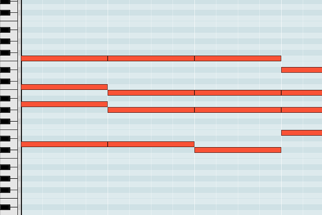 Prosonic Patterns: Midi Chord Progressions & Loops