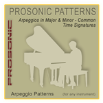Midi Arpeggio Patterns